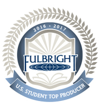 2016-17 Top Producer of Fulbrights