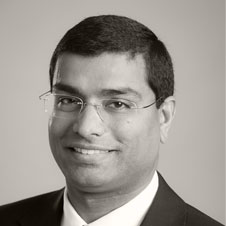 Photo of Ajay Abraham, PhD
