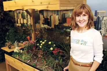 Orla Concannon is the founder of Eldergrow