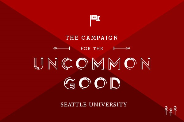 The Campaign for the Uncommon Good Header Image