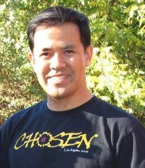 Photo of Fr. Vincent Duong, SJ
