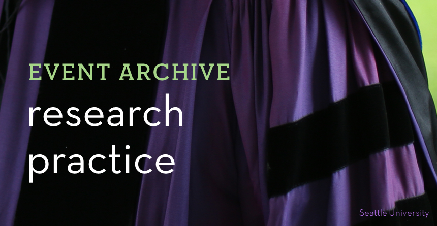 Research practice - event archive