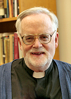 Photo of David Joseph Leigh, SJ, PhD