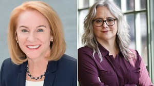 Jenny Durkan and Cary Moon, 2017 Seattle Mayoral Candidates