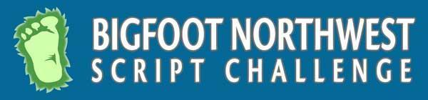 Logo for Bigfoot Northwest Script Challenge