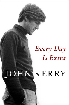 Cover of book by former Secretary of State John Kerry,