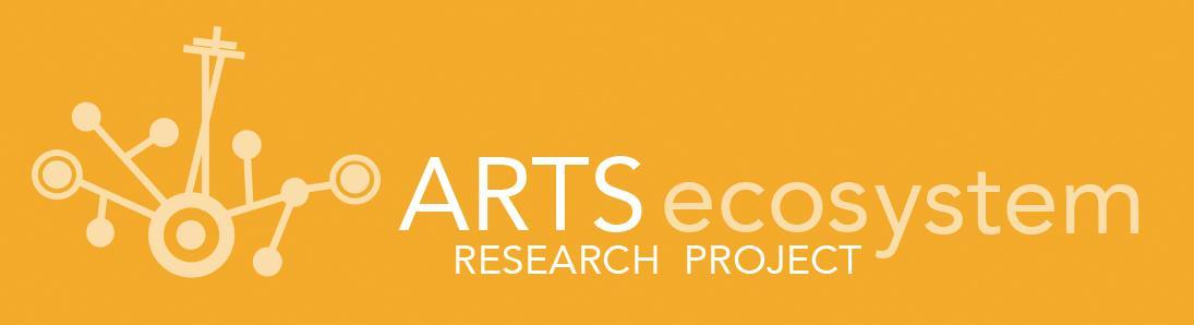 Logo for Arts Ecosystem Research Project