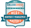 Log for the 2017 Best Masters in Nonprofit Management Degrees