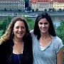 Jackie Helfgott and Elaine Gunnison, Criminal Justice, at Prague Conference