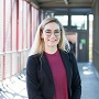Katie Hannick, economics and public affairs major, 2018 Truman Scholar