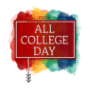 Artwork for 2019 All College Day