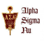 Logo for Alpha Sigma Nu, Jesuit Honor Society