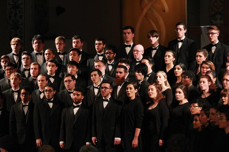 Spring Choir Concert   Calendar of events   ARTS at Seattle U