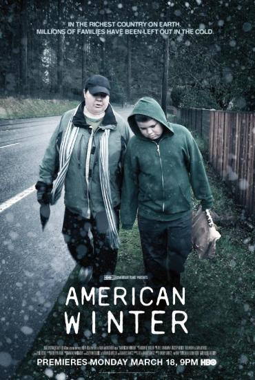 American Winter Poster
