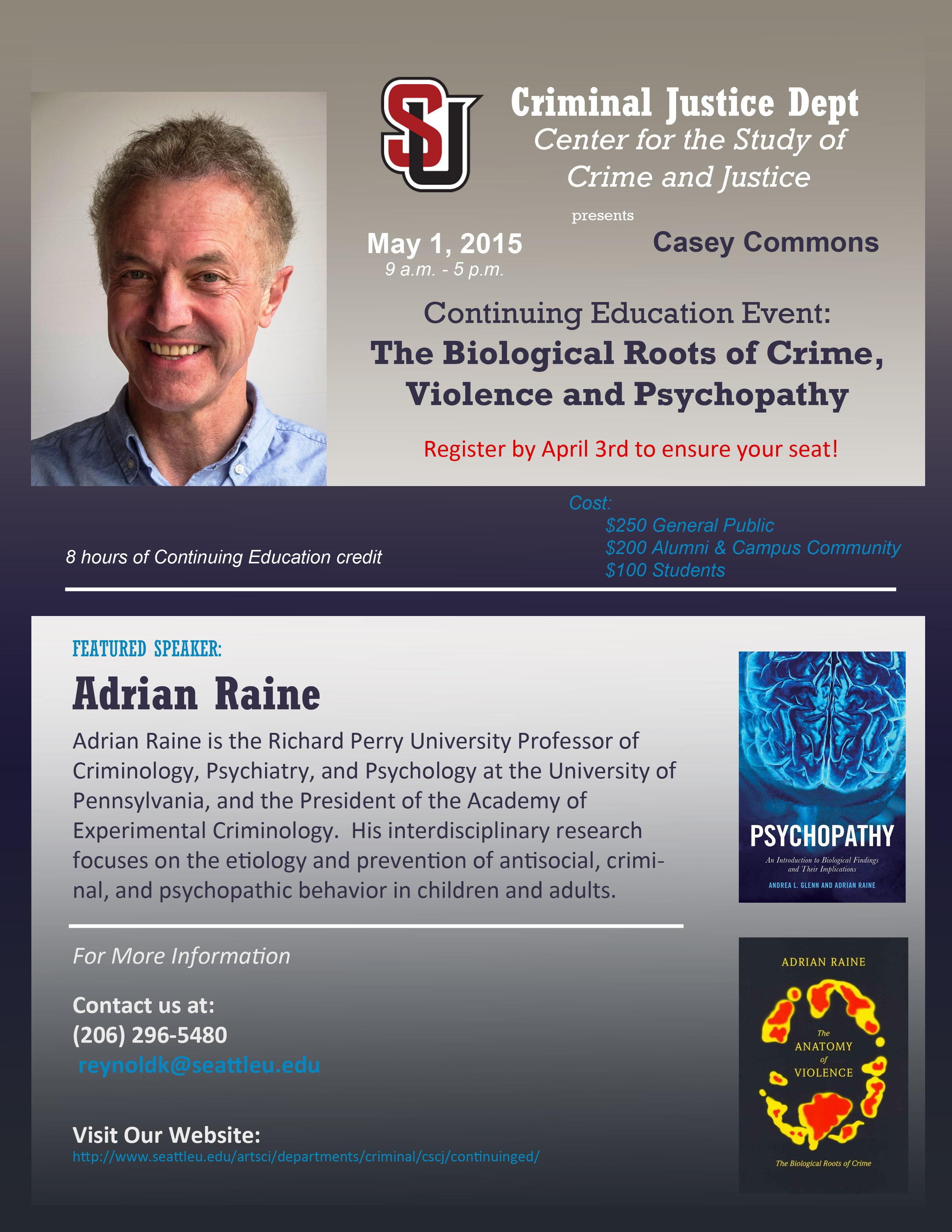 CE: Anatomy of Violence - Continuing Education and Professional ...