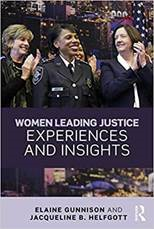 Women Leading Justice Book Cover