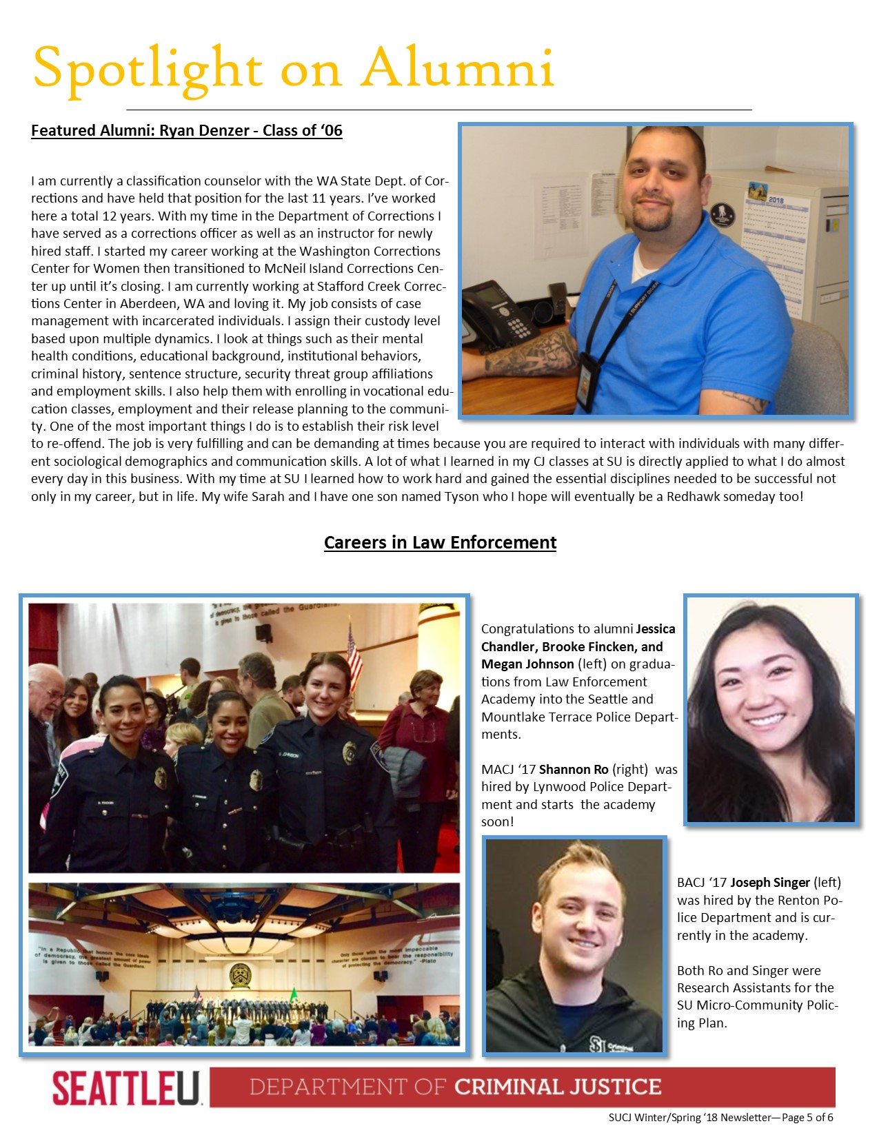 page 5 of spring newsletter