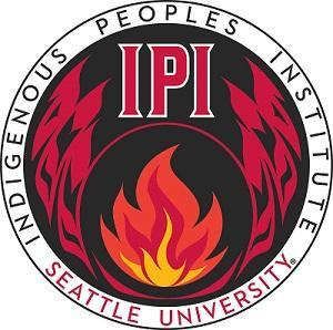 Image representing Indigenous Peoples Institute, circle with red and yellow flames