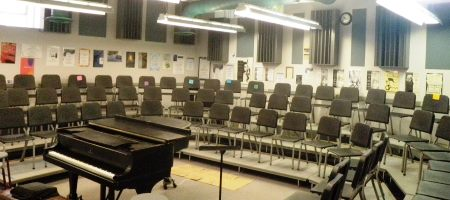 Classrooms And Studios Performance Venues And Facilities