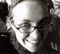 Image of the late Kristin Leigh Roach
