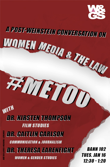 Poster for #MeToo