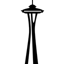 icon of the Space Needle