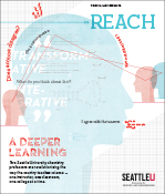 Reach Magazine Volume 3 Issue 1 Cover