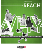 Reach Magazine Volume 3 Issue 2 Cover