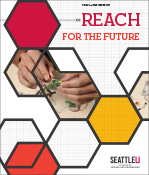 Reach Magazine Volume 4 Issue 1 Cover