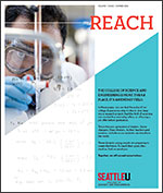 Reach Magazine Volume 1 Issue 1 Cover