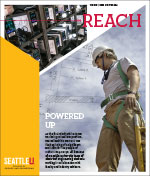Reach Magazine Volume 1 Issue 2 Cover