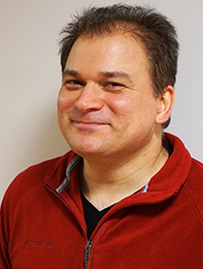 Photo of Mehmet Vurkaç, Ph.D.