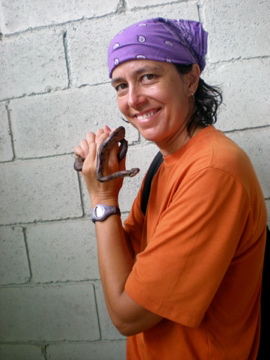 Photo of Brenda Bourns, Ph.D.