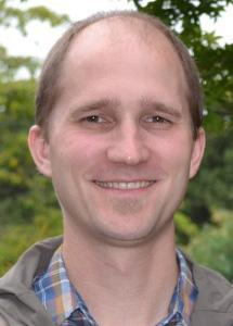 Headshot of Dr. Mike Marsolek