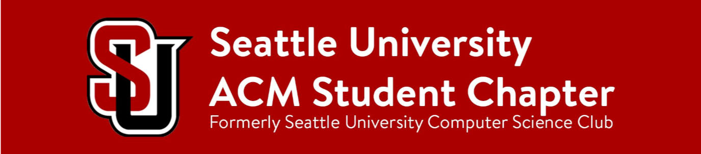 ACM student chapter logo