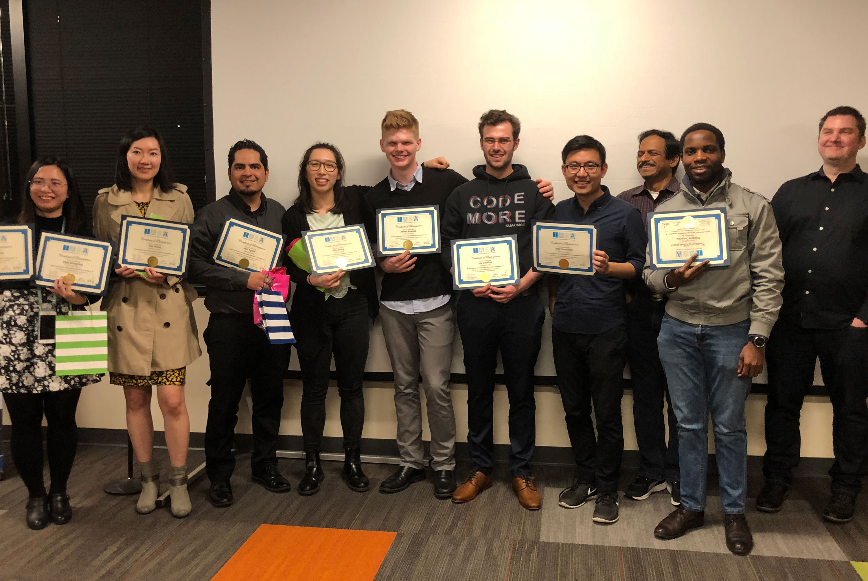 IT Architecture Competition Winners