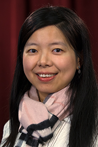 Photo of Lin Li, Ph.D.