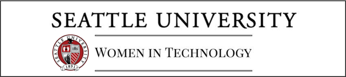 Women in Technology club logo