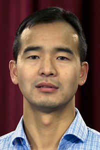 Photo of Yingwu Zhu, Ph.D.