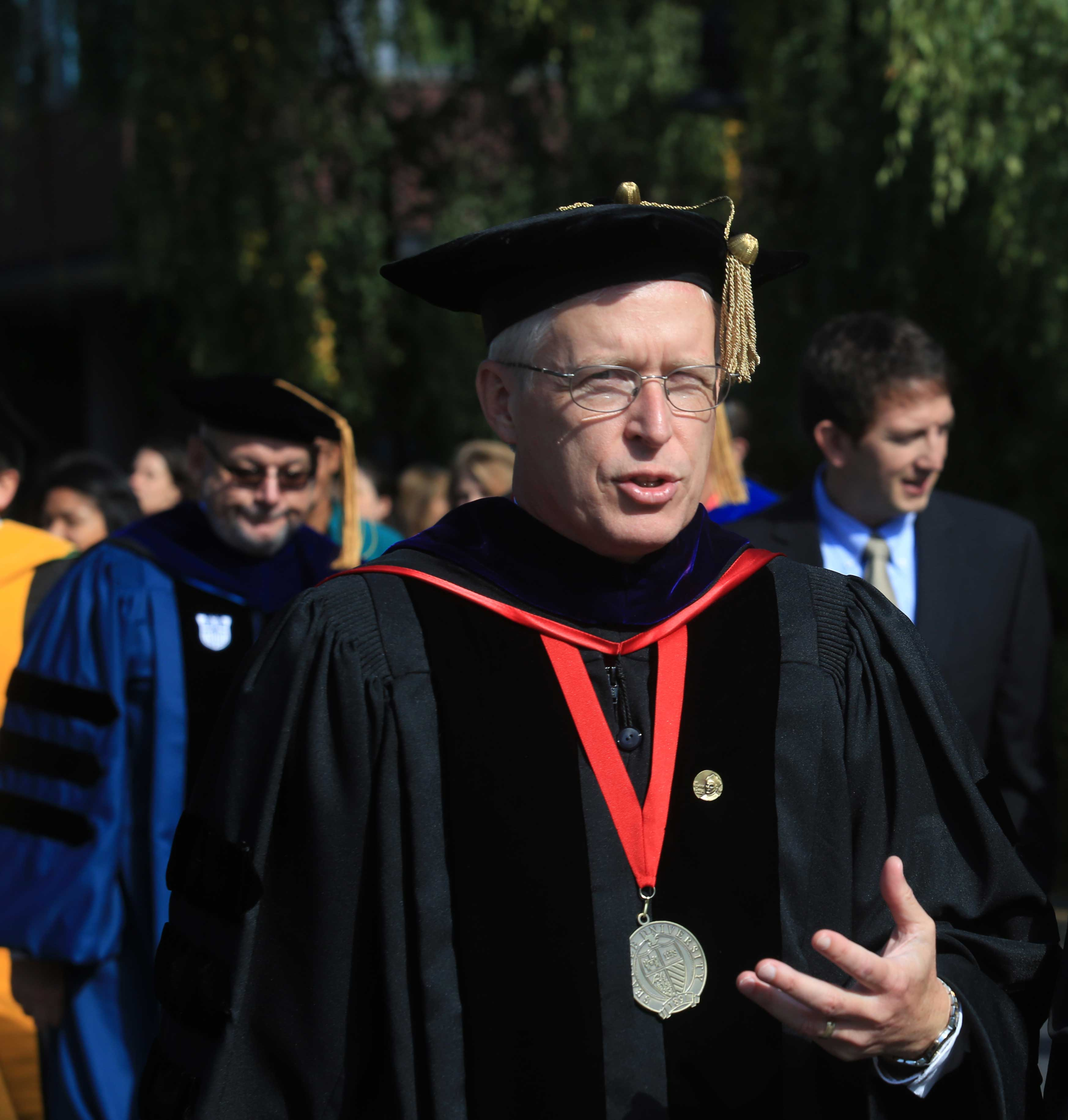 Dean Michael Quinn College of Science and Engineering
