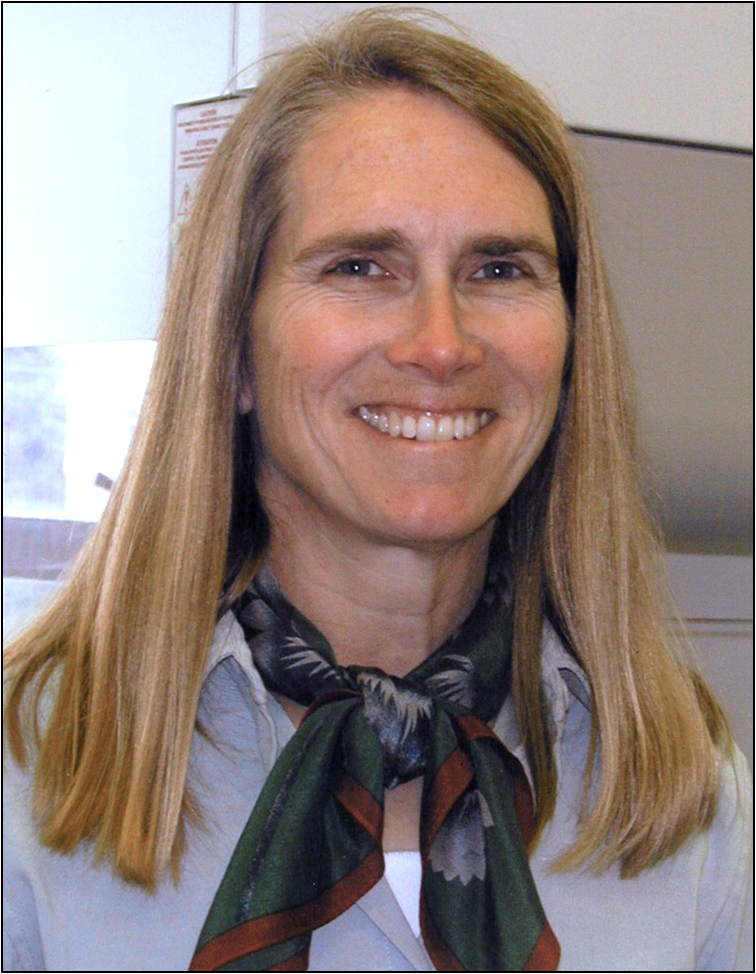 Photo of Vicky Minderhout, Ph.D.