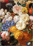 decorative: bouquet of flowers