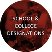 School & College Designations
