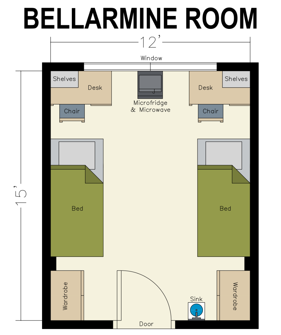 Roommate Apartment: Housing And Residence Life
