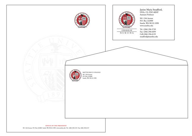 letterhead - templates - branding