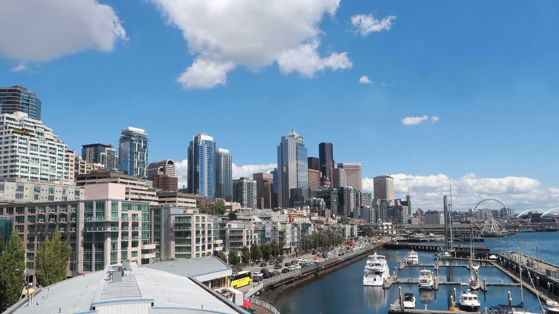 Zoom Backgrounds Photography Marketing Communications Seattle University