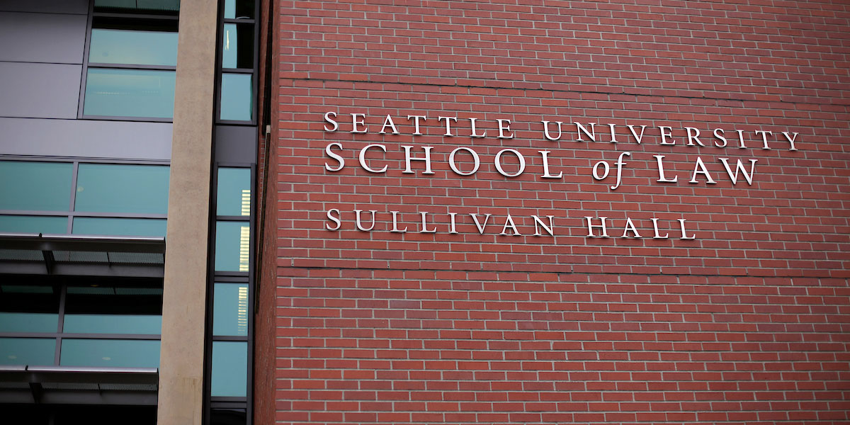 Sullivan Hall - Seattle U's School of Law