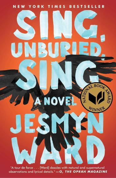 Book Cover of Sing, Unburied, Sing