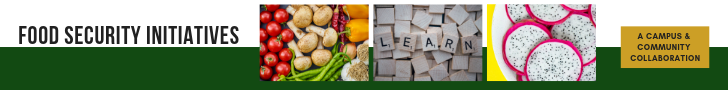 Food Security Banner