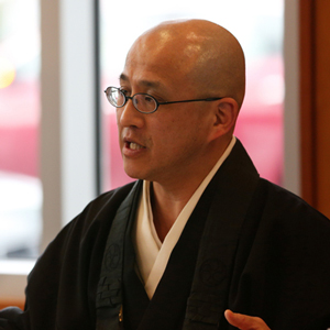 Taijo Imanaka at January 2018 Puget Sound Network Meeting